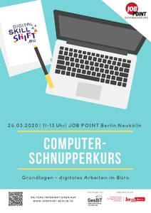 Computer-Schnupperkurs