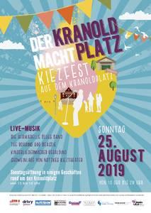 Kiezfest auf dem Kranoldplatz
