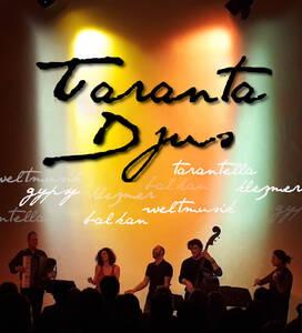 Taranta Djus im Café Tasso