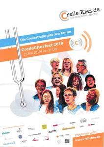 11. CrelleChorfest - die Crellestraße gibt den Ton an