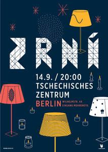 Musikgruppe aus Tschechien Zrní