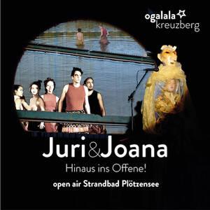 """Open Air Im Strandbad Plötzensee: """"Juri&Joana""""..."""