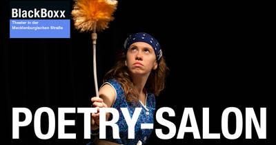 Freitags zum Poetry-Salon