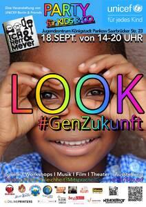 Kinderfest: #GenZukunft: Wir feiern 75 Jahre UNICEF und scha...