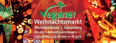 Veganer Weihnachtsmarkt Berlin