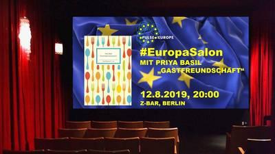 10. #EuropaSalon mit Priya Basil