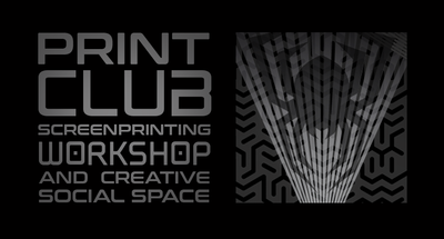 PRINT CLUB, Screen Printing Workshop and Creative Social Spa...