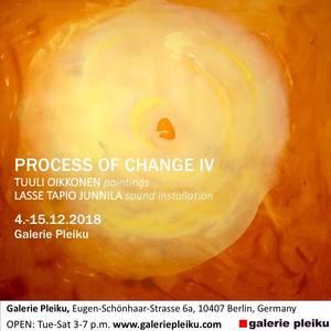 Tuuli Oikkonen & Lasse Junnila - Process of Change IV (l...