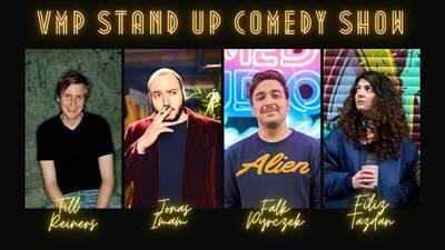 """Verprügelt mit Punchlines"" - Stand-up Comedyshow ..."