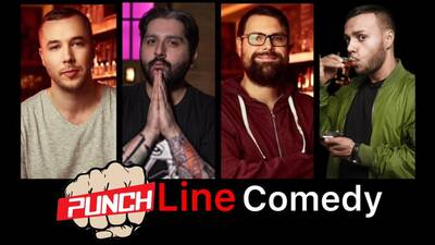 ''Punchline! Comedy Show''  in Prenzlaue...