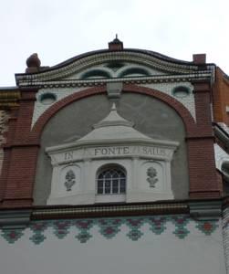 Geschichte rund ums ehemalige Luisenbad