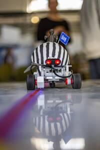 Kostenloser Remote Coding Online-Workshop, Roboter von zu Ha...