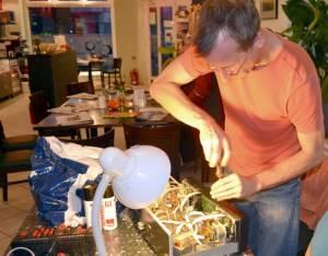 Repair Café in der Kontakt- und Beratungsstelle KommRum