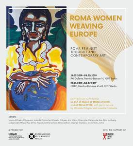 """Roma Women Weaving Europe"