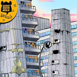 kostenloser Workshop: Comics & die Stadt
