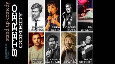 STAND UP COMEDY | Stereo Comedy Open Mic Show | 20.30 Uhr | ...