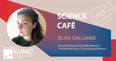 EUNIC-Science Café: Elisa Galliano