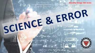 Science & Error