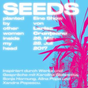 SEEDS (PLANTED BY OTHER WOMEN INSIDE MY HEAD) VON LARISA CRU...