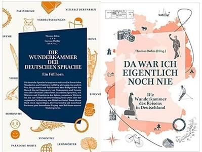 Thomas Böhm präsentiert seine Wunderkammern der deutschen Sp...