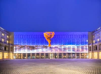 Stiftung Humboldt Forum im Berliner Schloss, Foto: David von Becker
