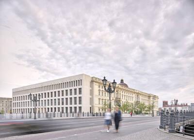Stiftung Humboldt Forum im Berliner Schloss, Foto: Alexander Schippel