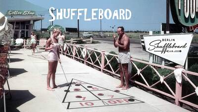 SHUFFLEBOARD Play-Action