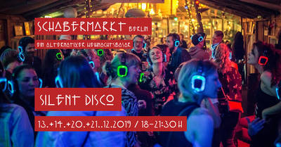Silent Disco am Schabermarkt