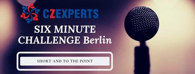 Czexperts Six Minute Challenge Berlin