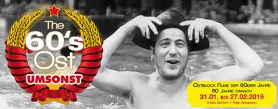 60's Ost umsonst Ostblock Filme der 60iger Jahre - 50 Jahre danach.