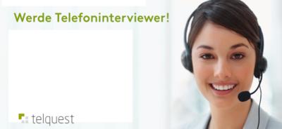Die Telquest GmbH sucht Sie als Telefoninterviewer m/w/d in ...