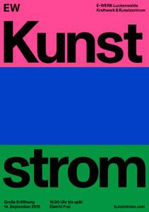 kunststrom, ewerk luckenwalde