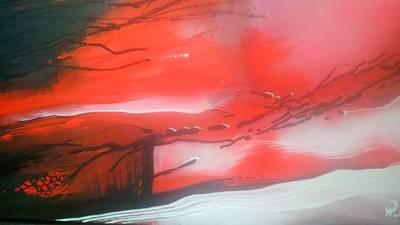 Painting  Acryl, Leinwand
