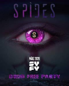 SYFY Sober Party (no drugs / no alc)