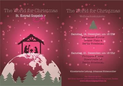 The World For Christmas - Pop und Gospel im Advent
