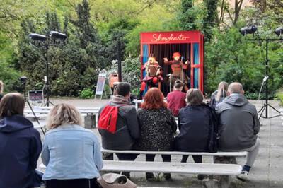 Showfenster (Mini-Revue-Varieté-Theater)