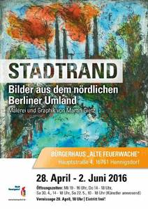 STADTRAND – Bilder aus dem nördlichen Berliner Umland von Ma...