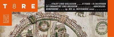 Titelbild Fachtagung Stadt und Religion