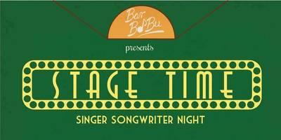 STAGE TIME - Der Songwriter Abend