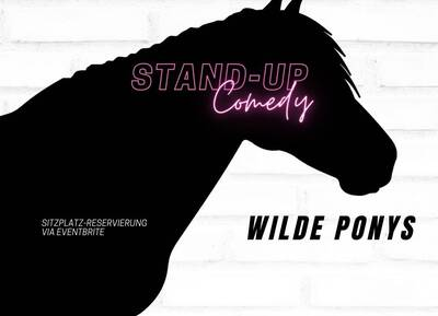 """STAND-UP COMEDY vom F'hainsten ☆ im """"The Wall Come..."""