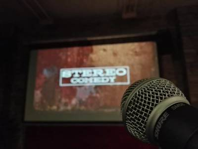Stereo Comedy Late Night Special Show im Prenzlauer Berg