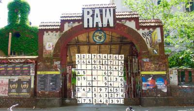 Street Sudoku - RAW F-hain