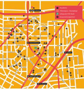 Südwestpassage Kultour 2019 – 70 x Kunst im Kiez