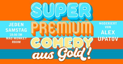 Stand-Up Comedy Show - Samstag 18:00 - Berlin - Prenzlauer B...
