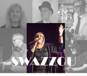 SWAZZOU - Swing, Jazz und Soul aus Berlin