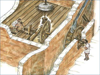 Mühlenkaskade