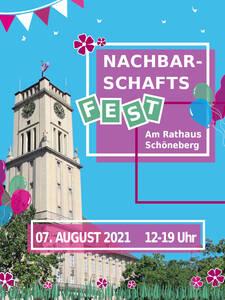 """3. """"Nachbarschaftsfest am Rathaus Schöneberg"""""""