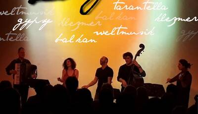 Konzert: Taranta Djus