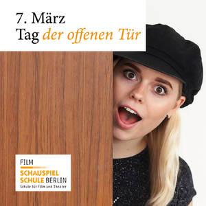 Tag der offenen Tür in der Filmschauspielschule Berlin
