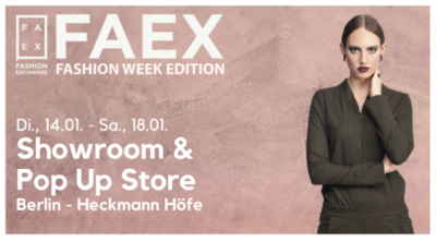 FAEX Showroom